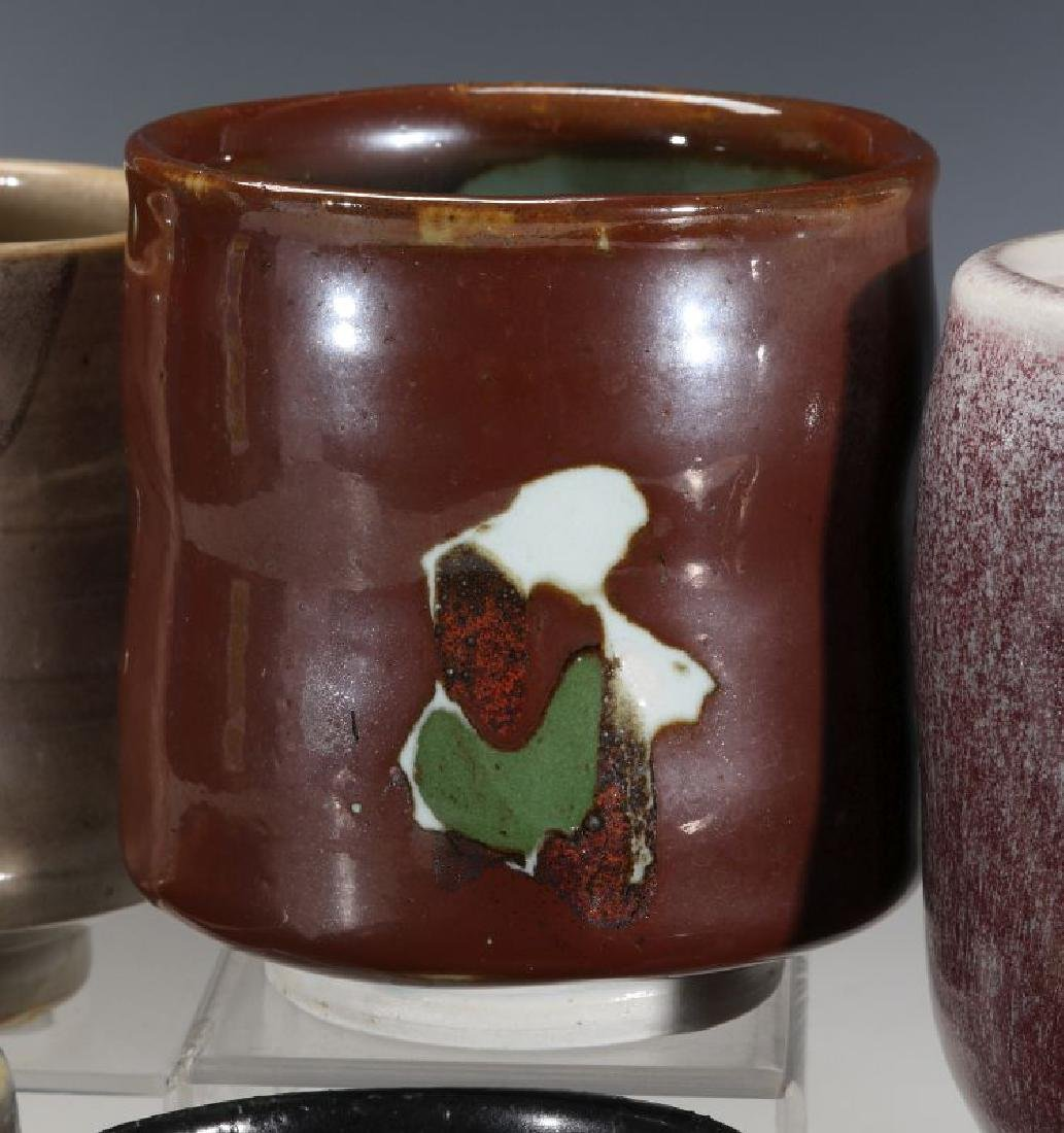 A COLLECTION OF 20TH CENT STUDIO CERAMICS - 5
