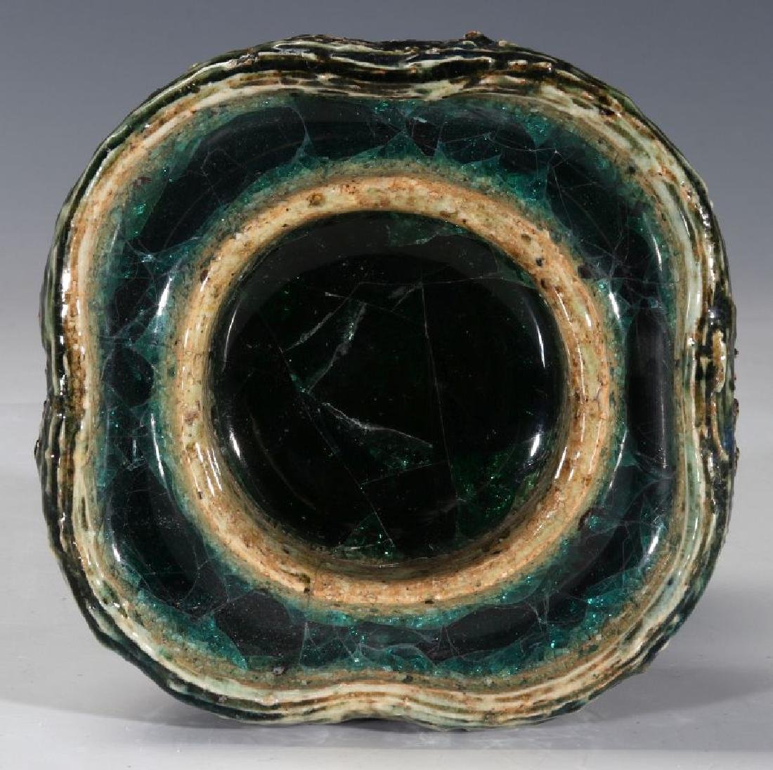 A COLLECTION OF WAYLANDE GREGORY POTTERY PIECES - 2