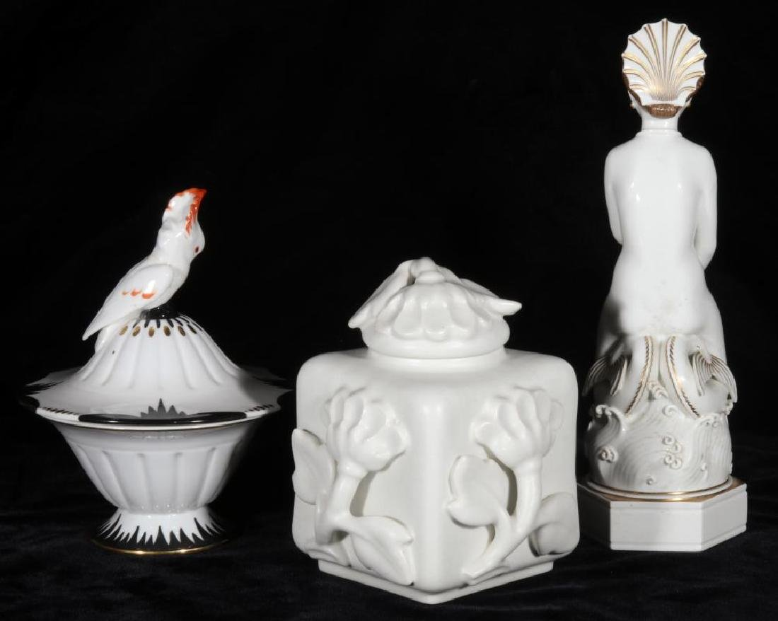 A COLLECTION OF 20TH C MODERN CONTINENTAL CERAMICS - 6