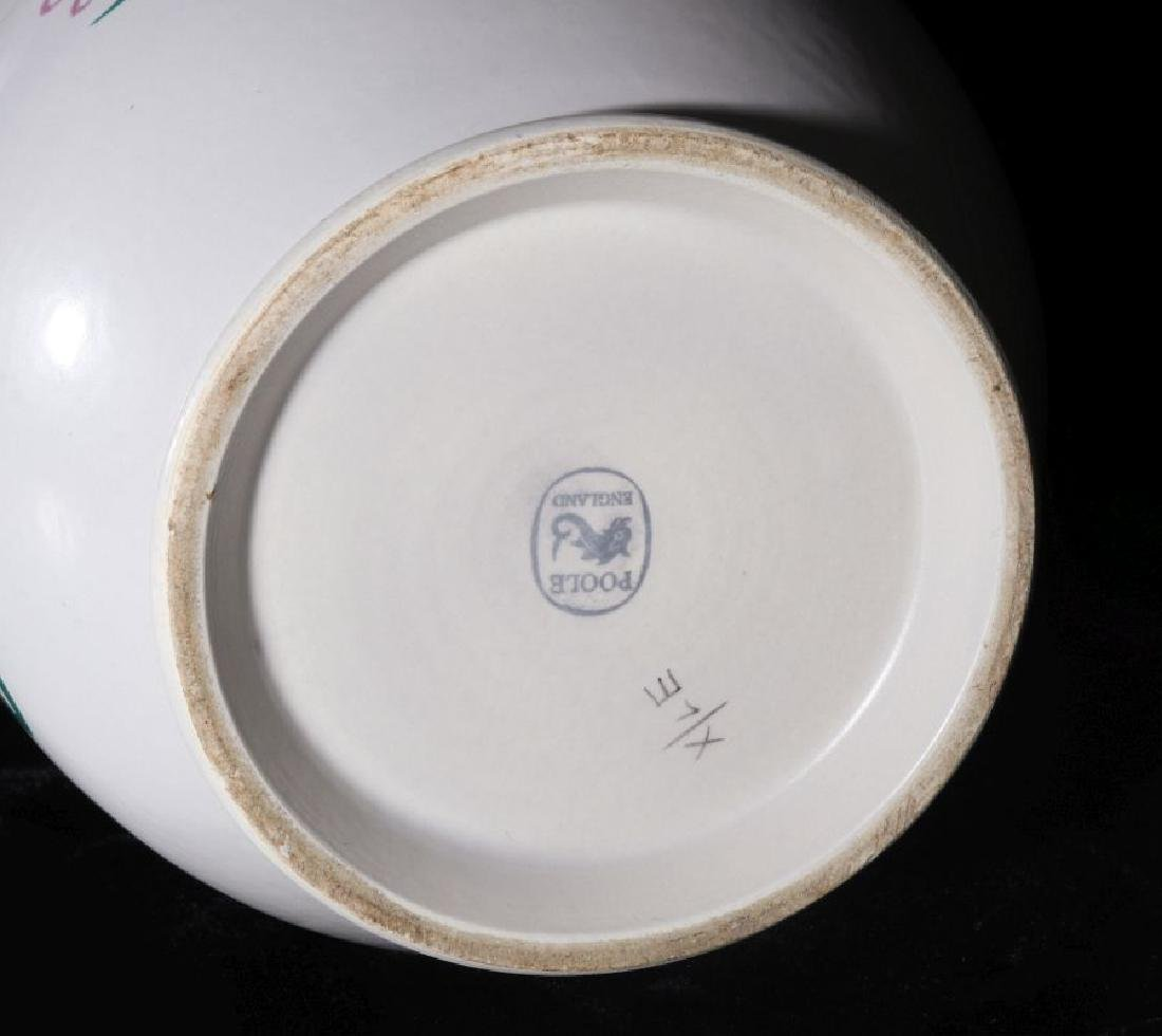 POOLE AND OTHER ENGLISH STUDIO POTTERY PIECES - 7