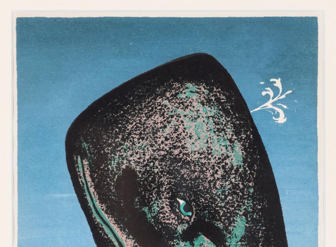 MERVIN JULES (1912-1994) PENCIL SIGNED SERIGRAPH - 3