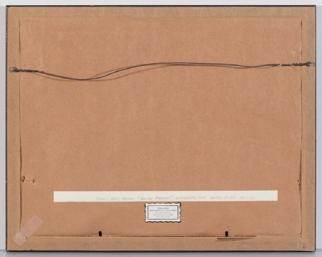 THOMAS HART BENTON (1889-1975) PENCIL SIGNED LITHO - 14