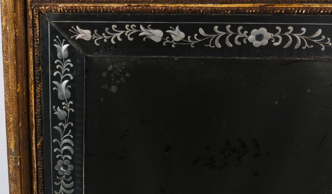 AN 18TH CENTURY ITALIAN TRUMEAU MIRROR - 14
