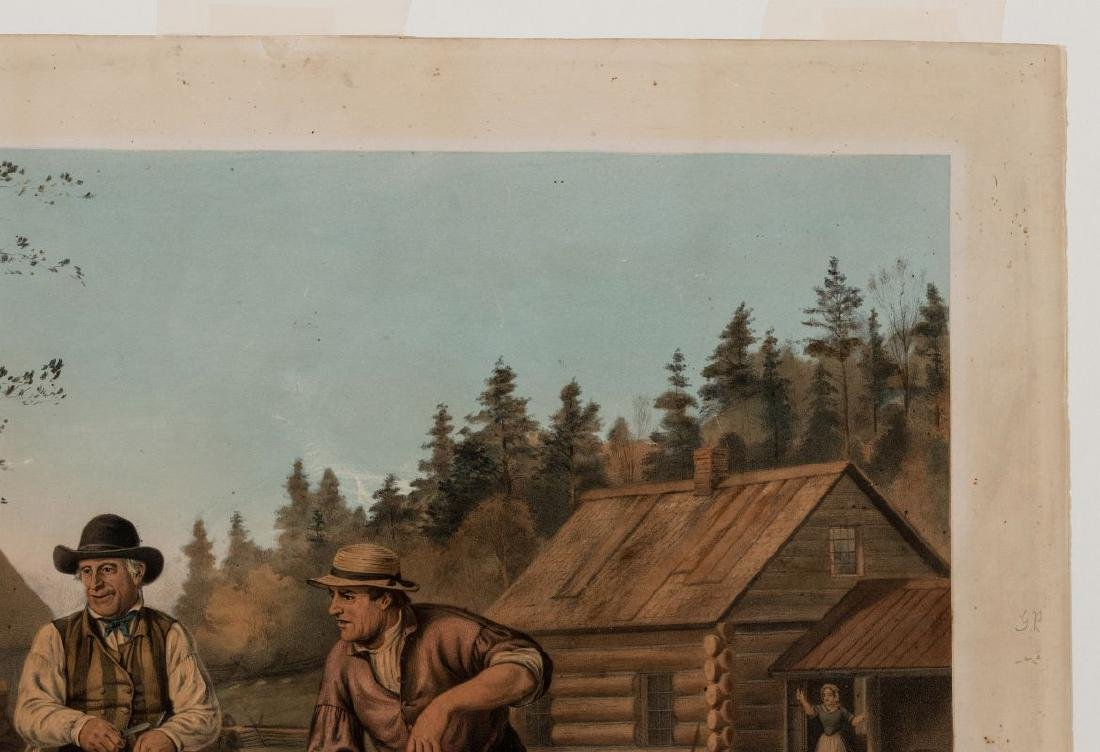 AFTER ARTHUR F. TAIT (1819-1905) CURRIER & IVES - 4