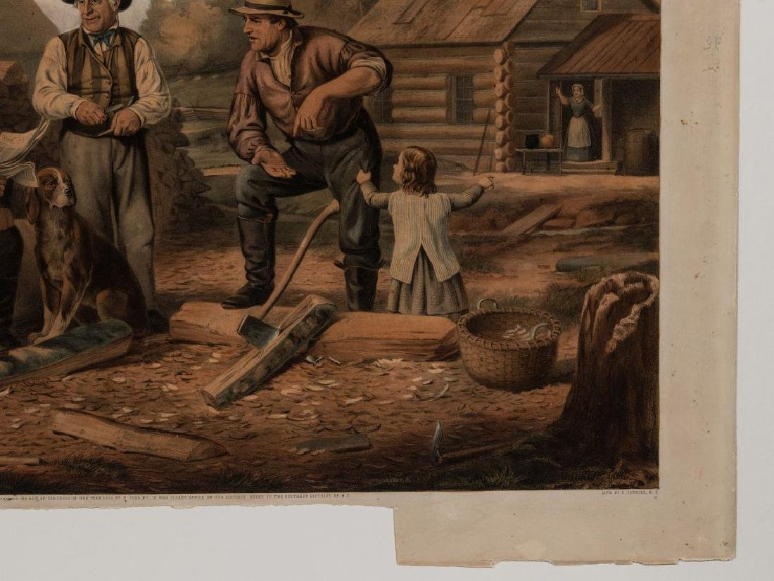 AFTER ARTHUR F. TAIT (1819-1905) CURRIER & IVES - 5