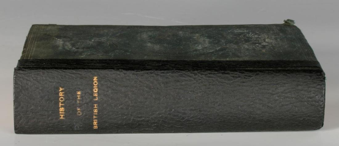 1839 HISTORY OF THE BRITISH LEGION BY SOMERVILLE - 5