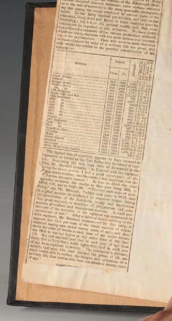 1820 ROYAL MILITARY CALENDAR IN FIVE VOLUMES - 4
