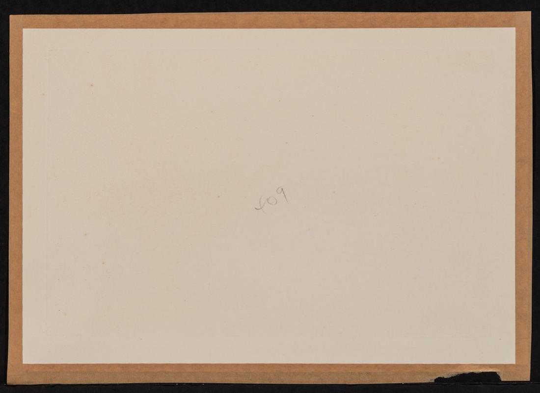 LUIGI LUCIONI (1900-1988) PENCIL SIGNED ETCHING - 10