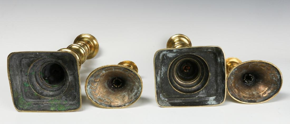 A COLLECTION OF 19TH CENT COPPER AND BRASS - 5