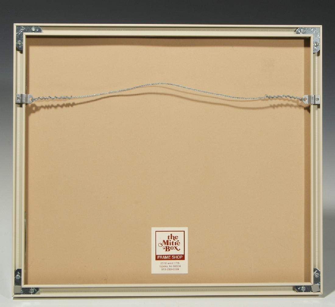 NORMA BASSETT HALL (1890–1957) SIGNED SERIGRAPH - 8