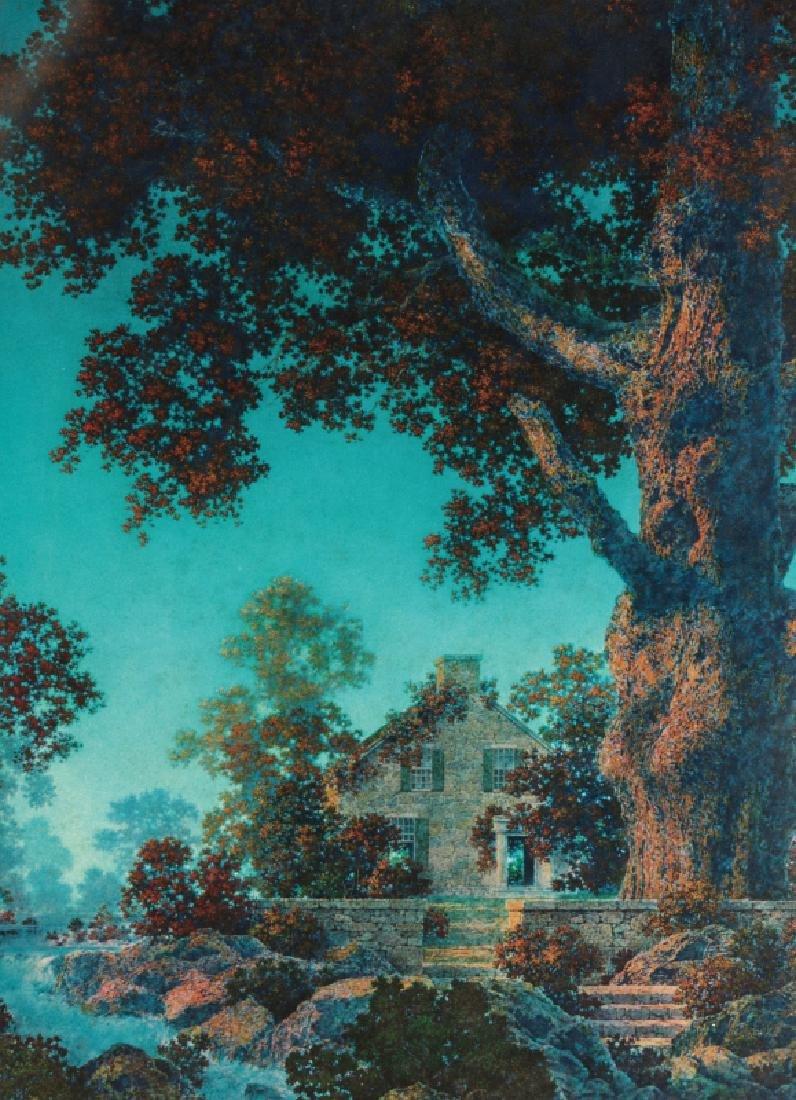 AFTER MAXFIELD PARRISH (1870-1966) 1957 CALENDAR