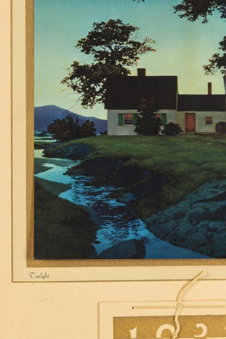 AFTER MAXFIELD PARRISH (1870-1966) CALENDAR - 6