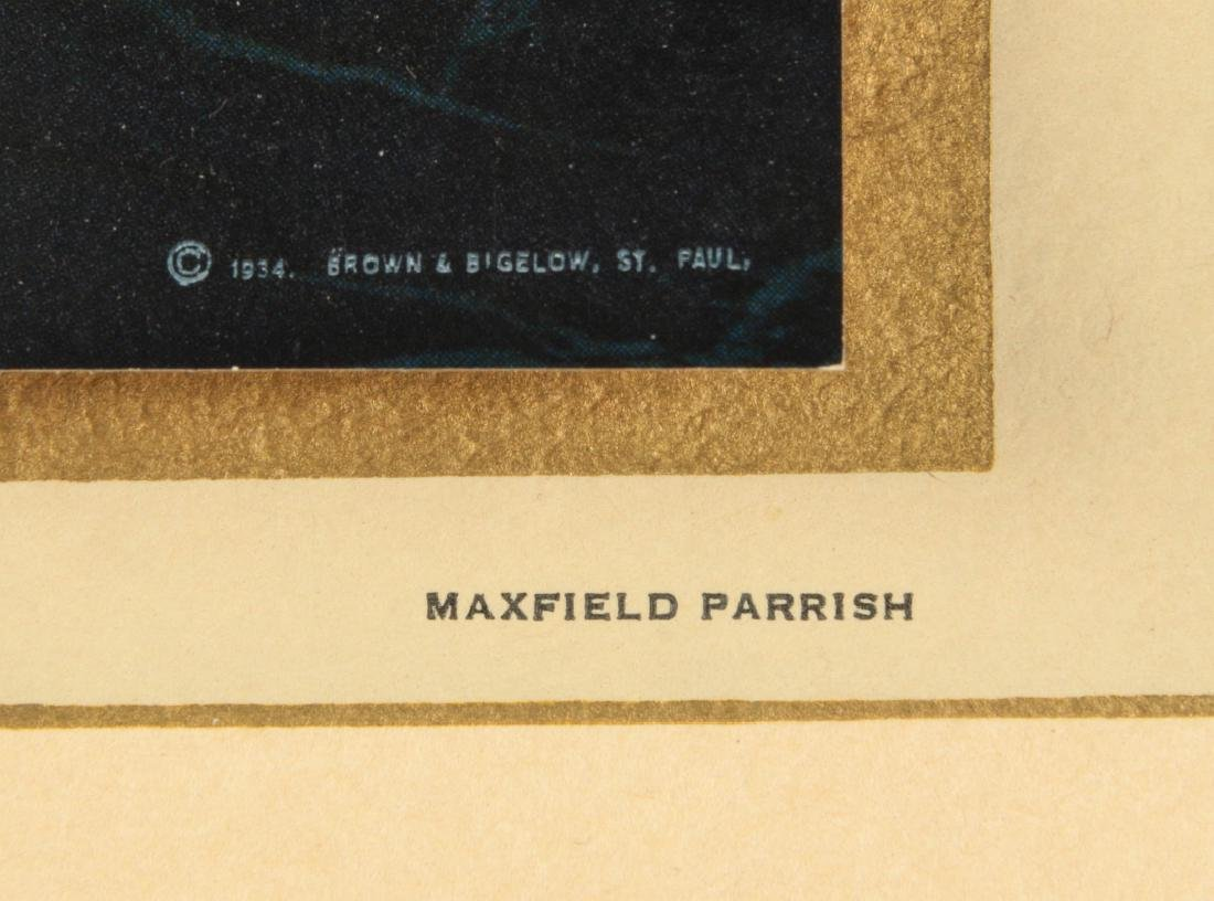 AFTER MAXFIELD PARRISH (1870-1966) CALENDAR - 8