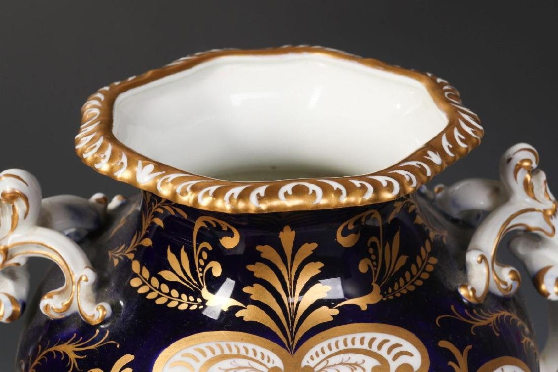 ROYAL CROWN DERBY AND OTHER ENGLISH PORCELAIN - 8