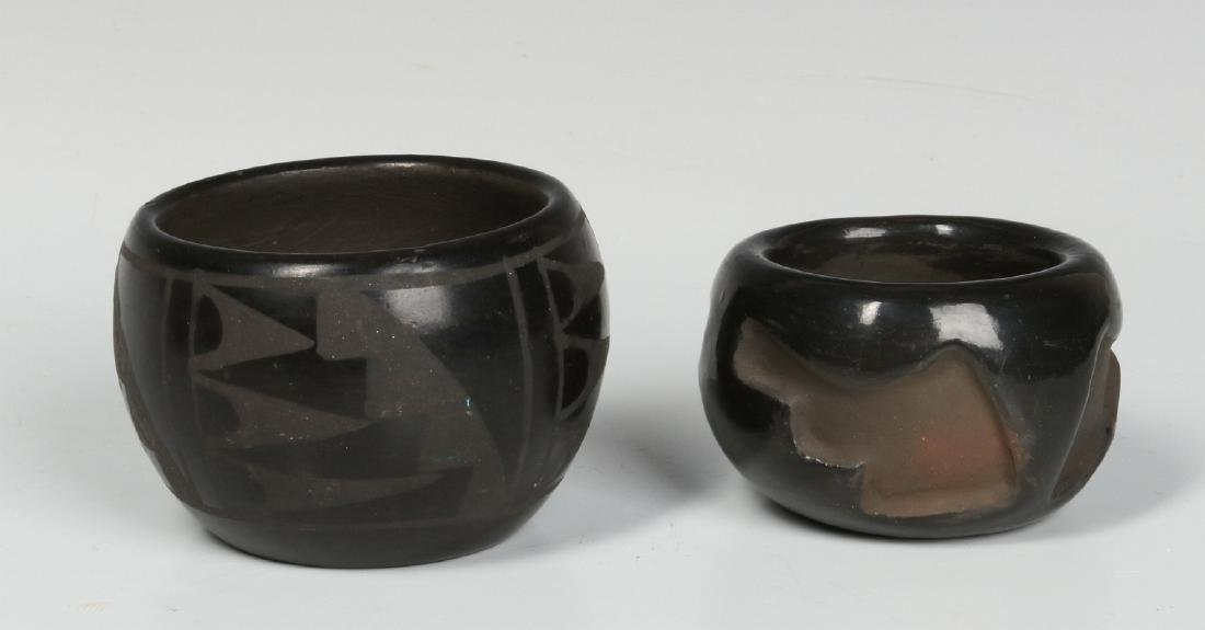 BLUE CORN AND OTHER NATIVE AMERICAN POTTERY - 7