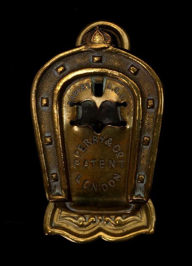A COLLECTION OF ANTIQUE BILL CLIPS CIRCA 1900 - 8