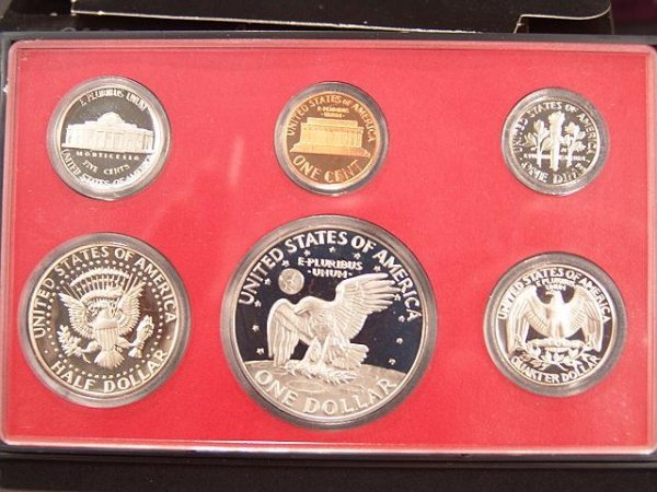 23: 10 UNITED STATES PROOF COIN SETS 1978-89