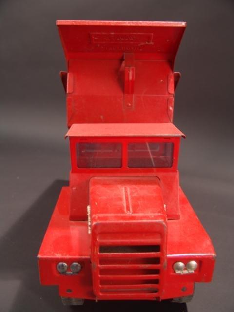 1161: BUDDY L MACK HYDRAULIC DUMP TRUCK - 5