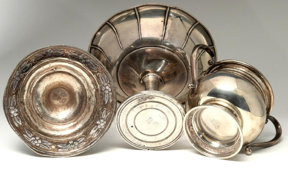 AN ESTATE COLLECTION OF STERLING SILVER - 5