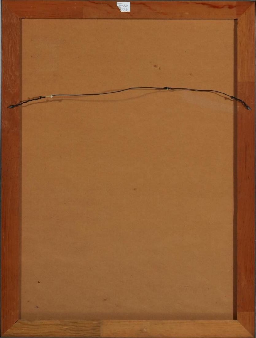 SHUSAKU ARAKAWA (1936-2010) PENCIL SIGNED LITHOGRAPH - 10