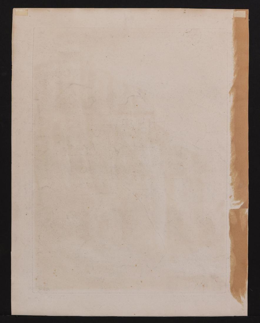 A 19TH CENTURY ENGRAVING LUIGI ROSSINI (1790-1857) - 10