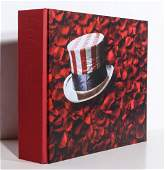 LIMITED EDITION BOOK ROLLING STONES LET IT BLEED