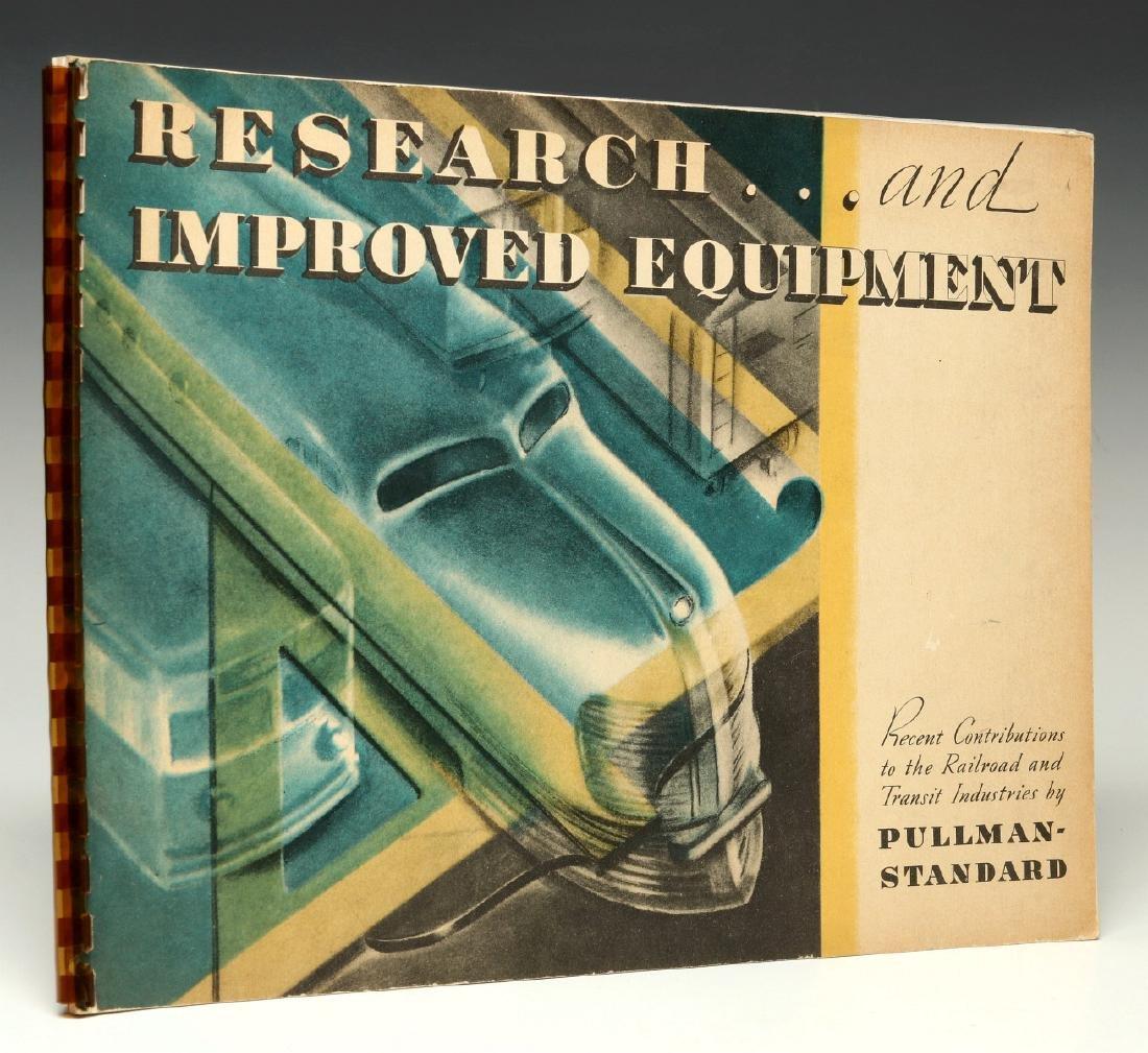 A PULLMAN-STANDARD RAILCAR CATALOG FOR 1936