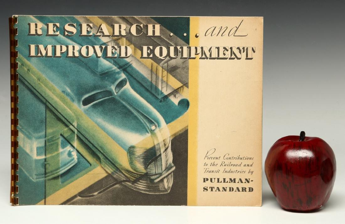 A PULLMAN-STANDARD RAILCAR CATALOG FOR 1936 - 2