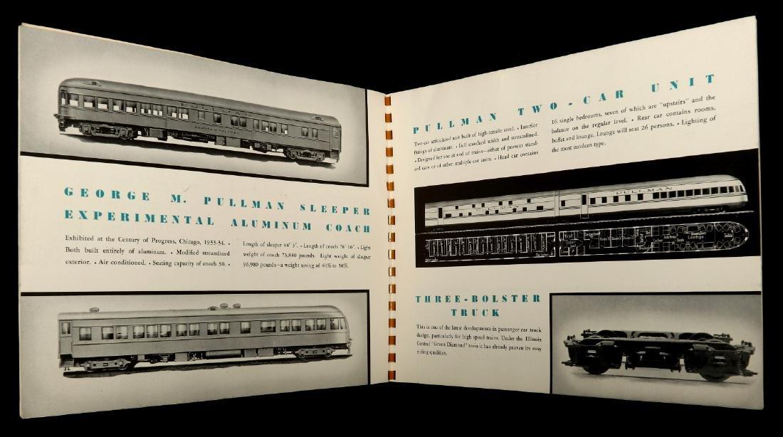 A PULLMAN-STANDARD RAILCAR CATALOG FOR 1936 - 4