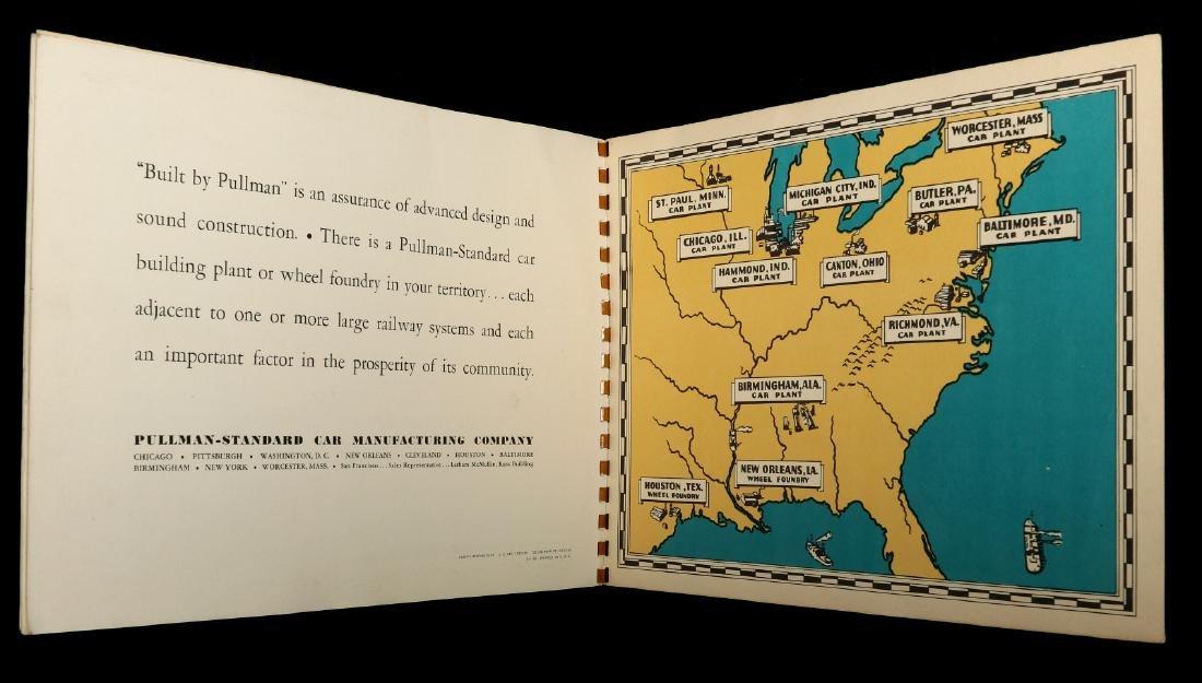 A PULLMAN-STANDARD RAILCAR CATALOG FOR 1936 - 7