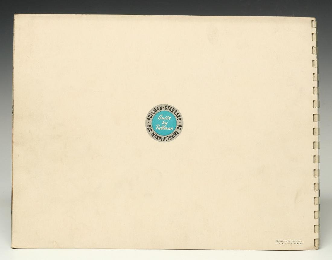 A PULLMAN-STANDARD RAILCAR CATALOG FOR 1937 - 3
