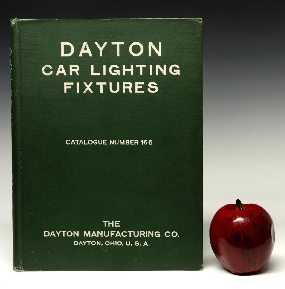 DAYTON MFG. CO. RAILCAR LIGHTING CATALOG, C. 1910 - 2