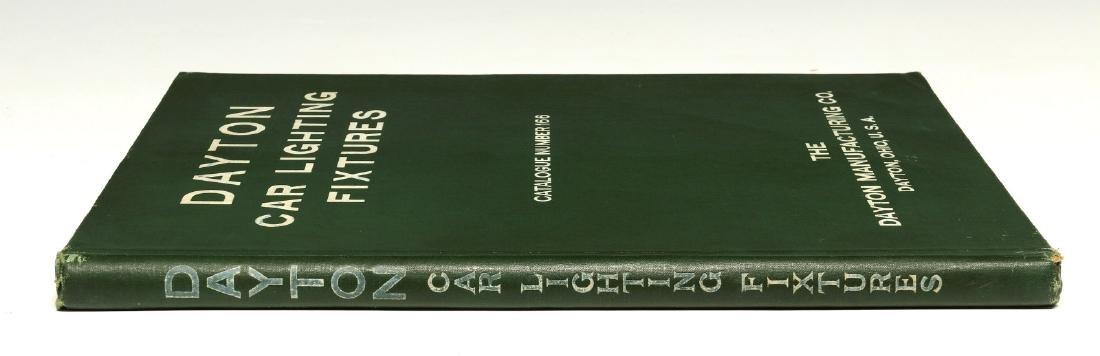 DAYTON MFG. CO. RAILCAR LIGHTING CATALOG, C. 1910 - 4