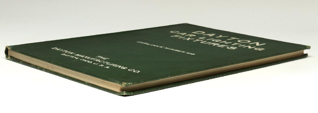 DAYTON MFG. CO. RAILCAR LIGHTING CATALOG, C. 1910 - 5