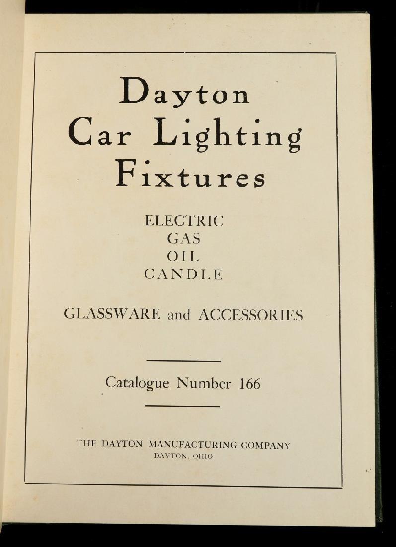 DAYTON MFG. CO. RAILCAR LIGHTING CATALOG, C. 1910 - 7