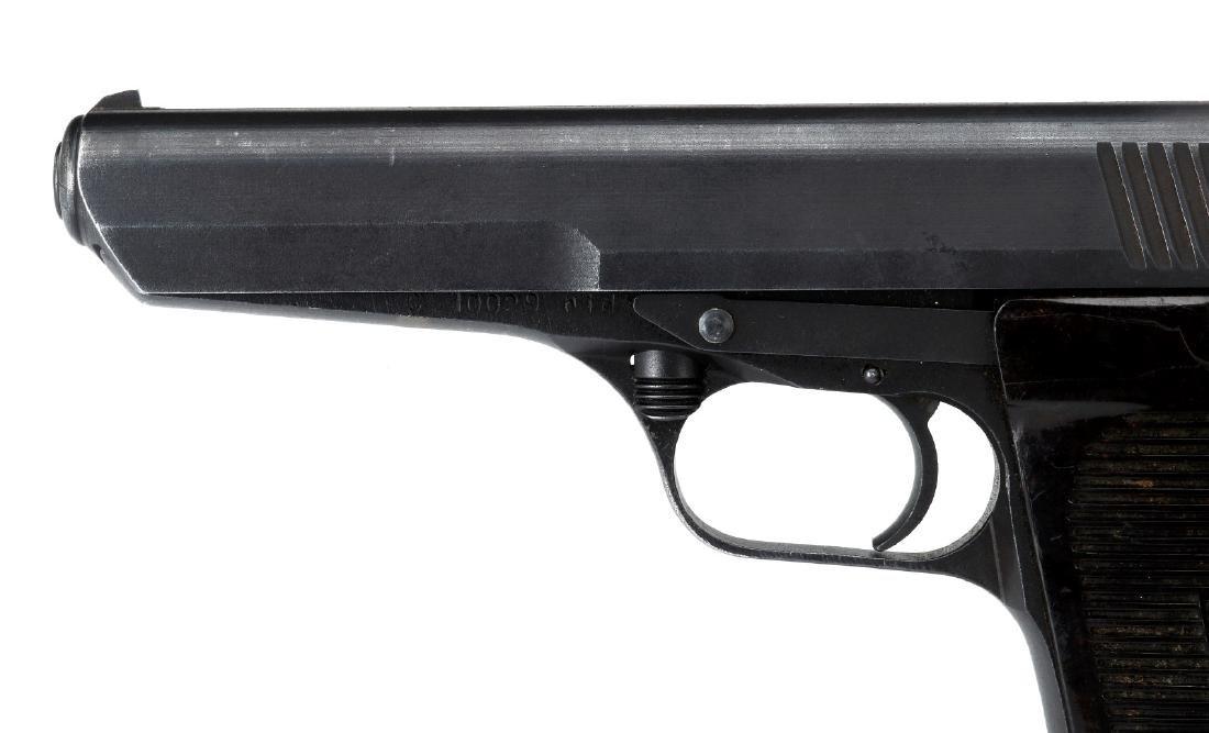 INTRAC ARMS CZ52 SEMI-AUTO 7.62X25 PISTOL, CZECH M - 8