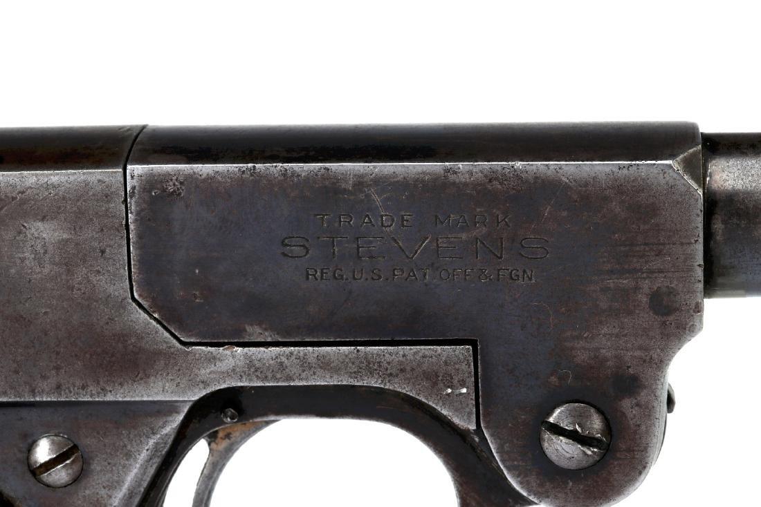 J. STEVENS MODEL 10 SINGLE SHOT .22 - 5