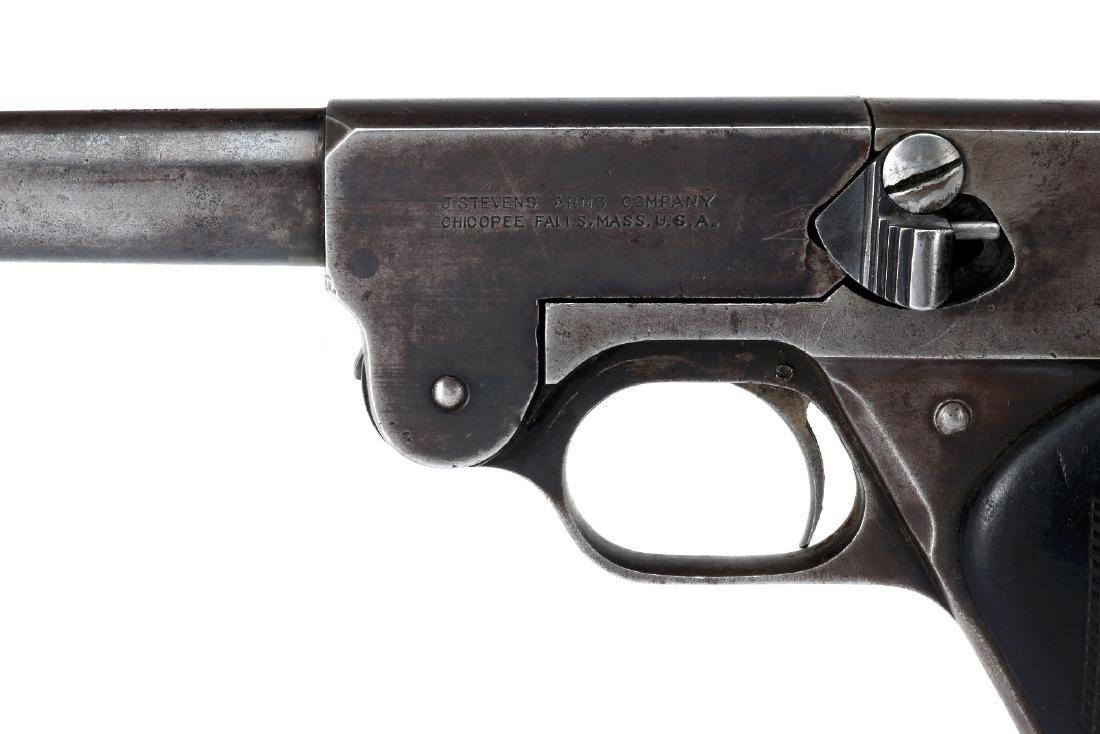J. STEVENS MODEL 10 SINGLE SHOT .22 - 8