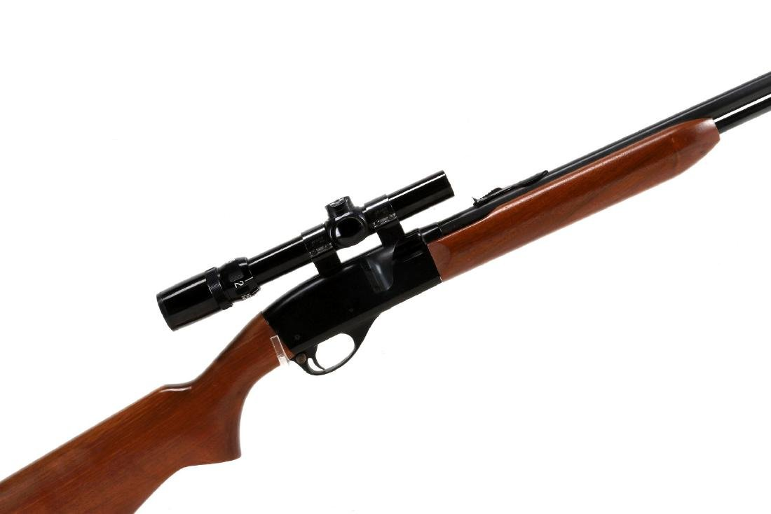 REMINGTON SPEED MASTER 552 WITH SCOPE