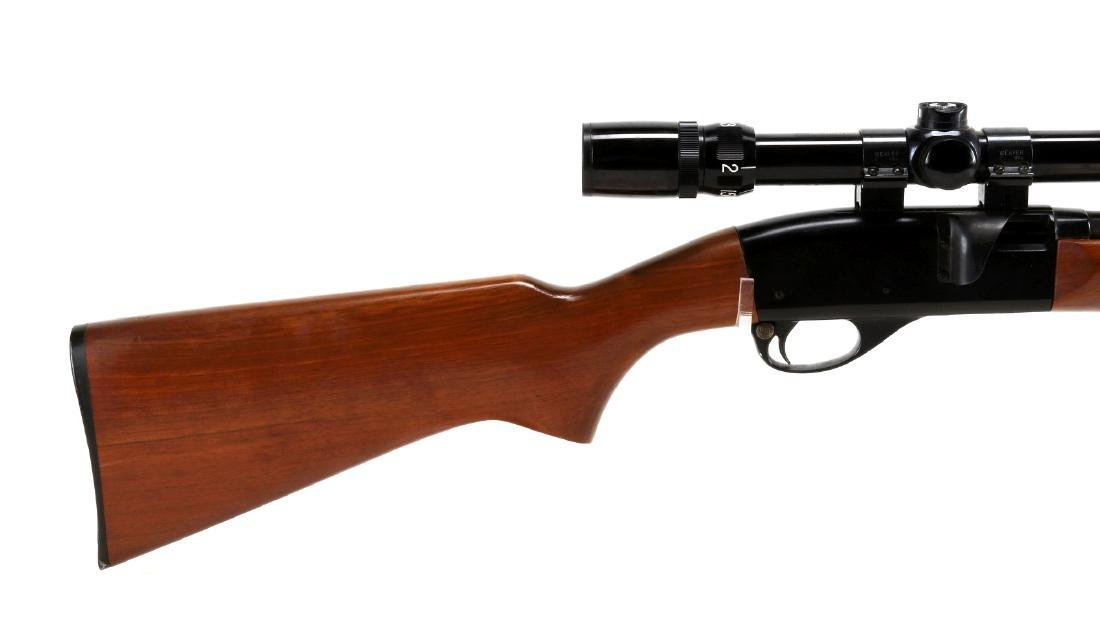 REMINGTON SPEED MASTER 552 WITH SCOPE - 3