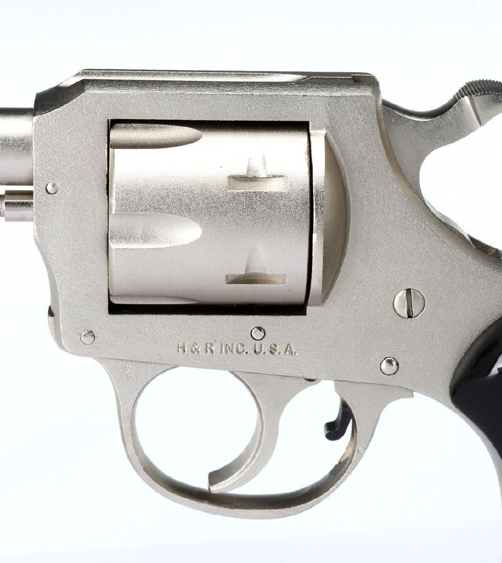 H & R MODEL 622 REVOLVER .22LR - 7