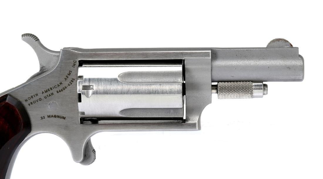 NORTH AMERICAN ARMS .22 MAGNUM MINI REVOLVER - 7