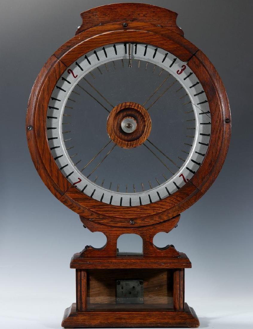 'THE FAIREST WHEEL' A CIRCA 1890 TRADE STIMULATOR