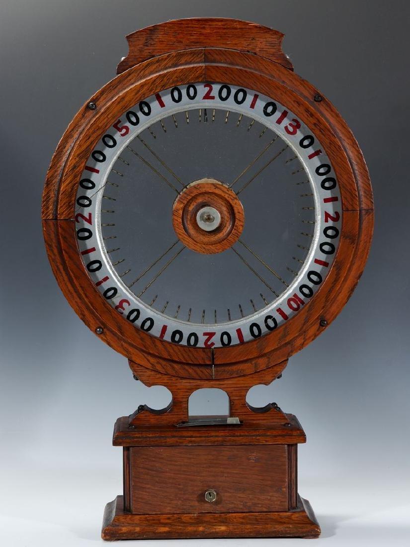 'THE FAIREST WHEEL' A CIRCA 1890 TRADE STIMULATOR - 3