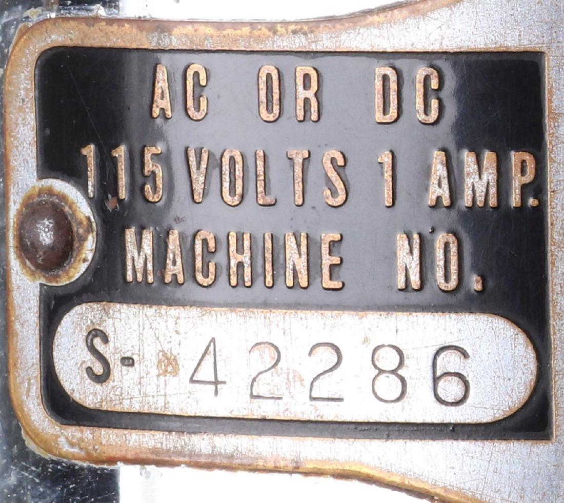 CIRCA 1930s DOUBLE BULLET SODA FOUNTAIN MIXER - 5