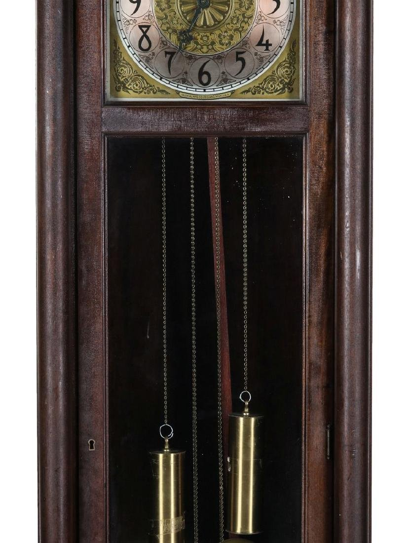 A COLONIAL MFG. GRANDFATHER CLOCK, C. EARLY 20TH C - 3