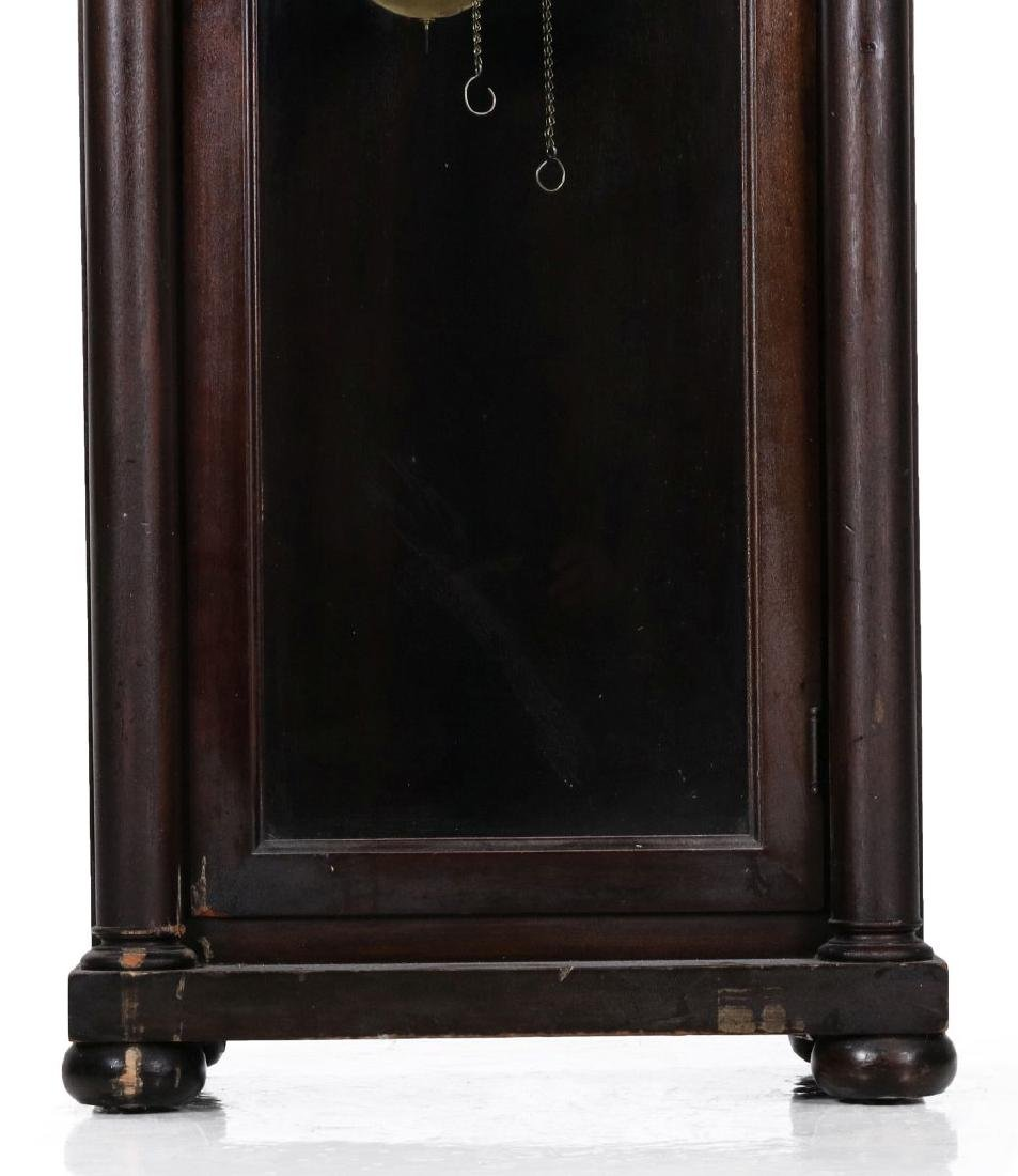A COLONIAL MFG. GRANDFATHER CLOCK, C. EARLY 20TH C - 5