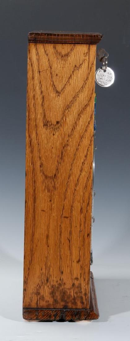 A SCARCE 'FOUR LEAF CLOVER' FORTUNE TELLER C. 1900 - 2