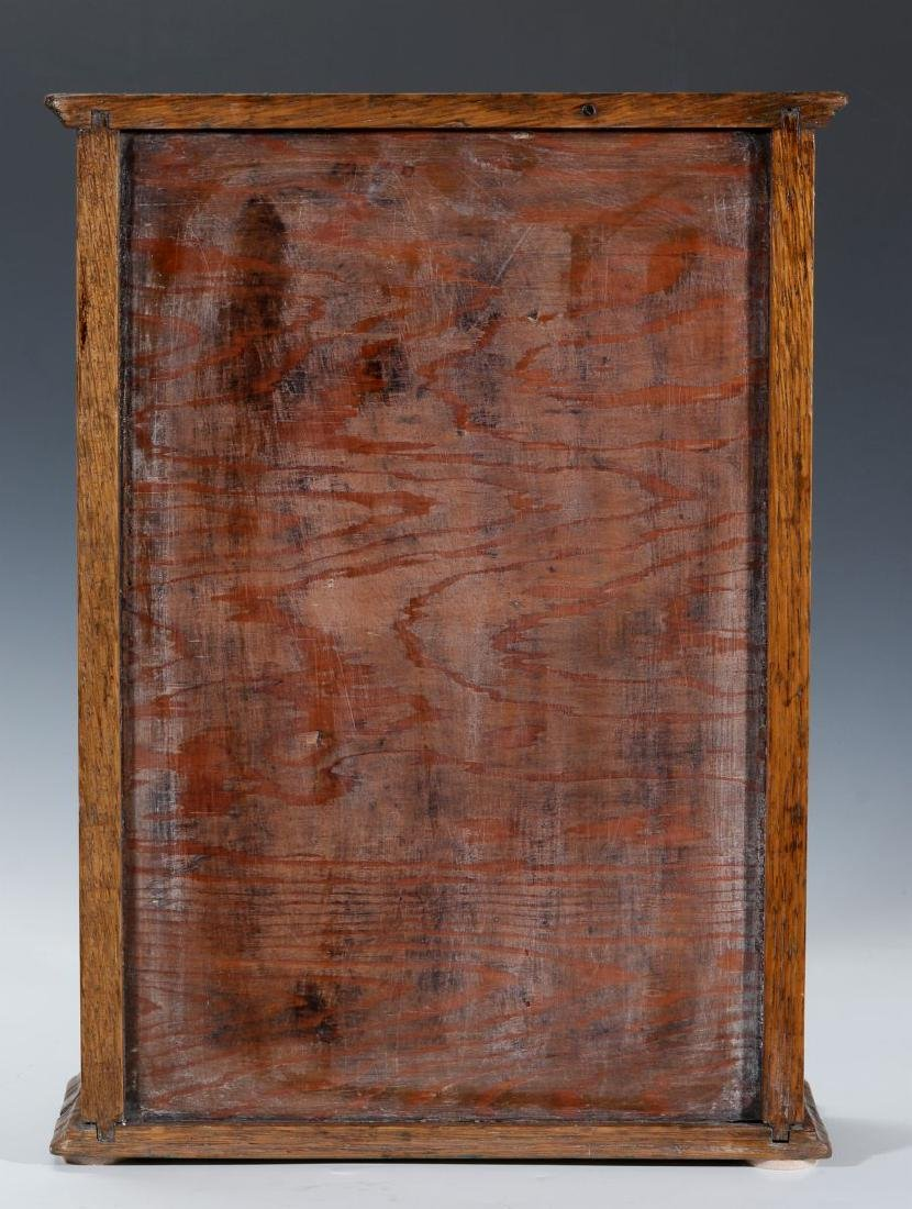 A SCARCE 'FOUR LEAF CLOVER' FORTUNE TELLER C. 1900 - 3