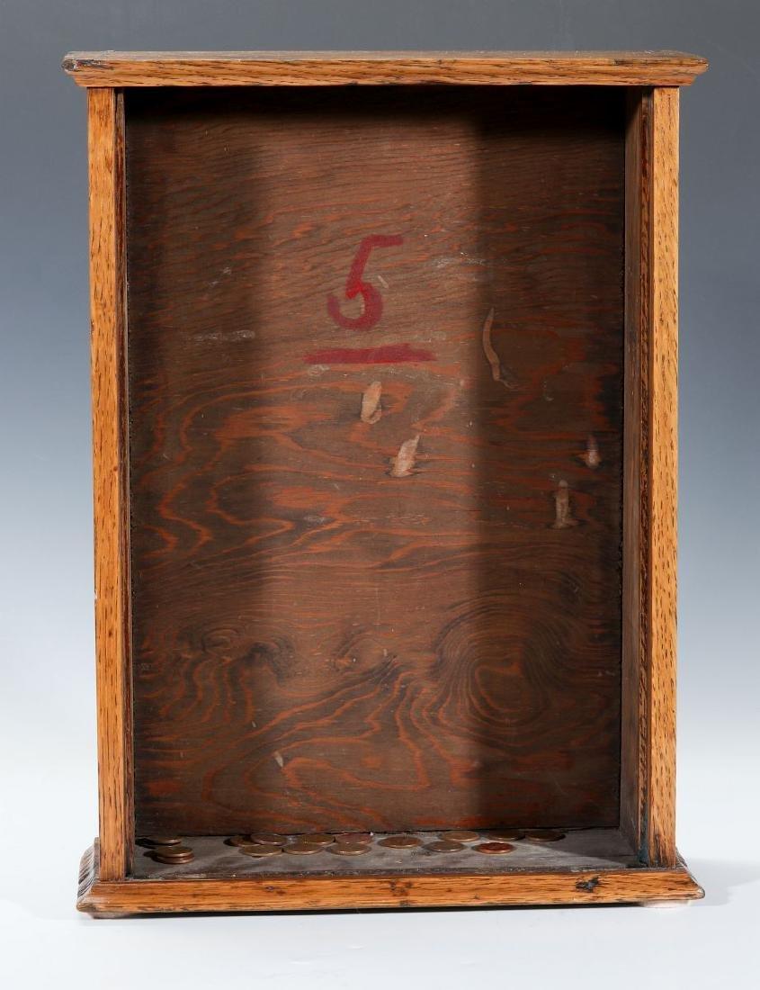 A SCARCE 'FOUR LEAF CLOVER' FORTUNE TELLER C. 1900 - 8